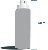 volume spray 50 ml
